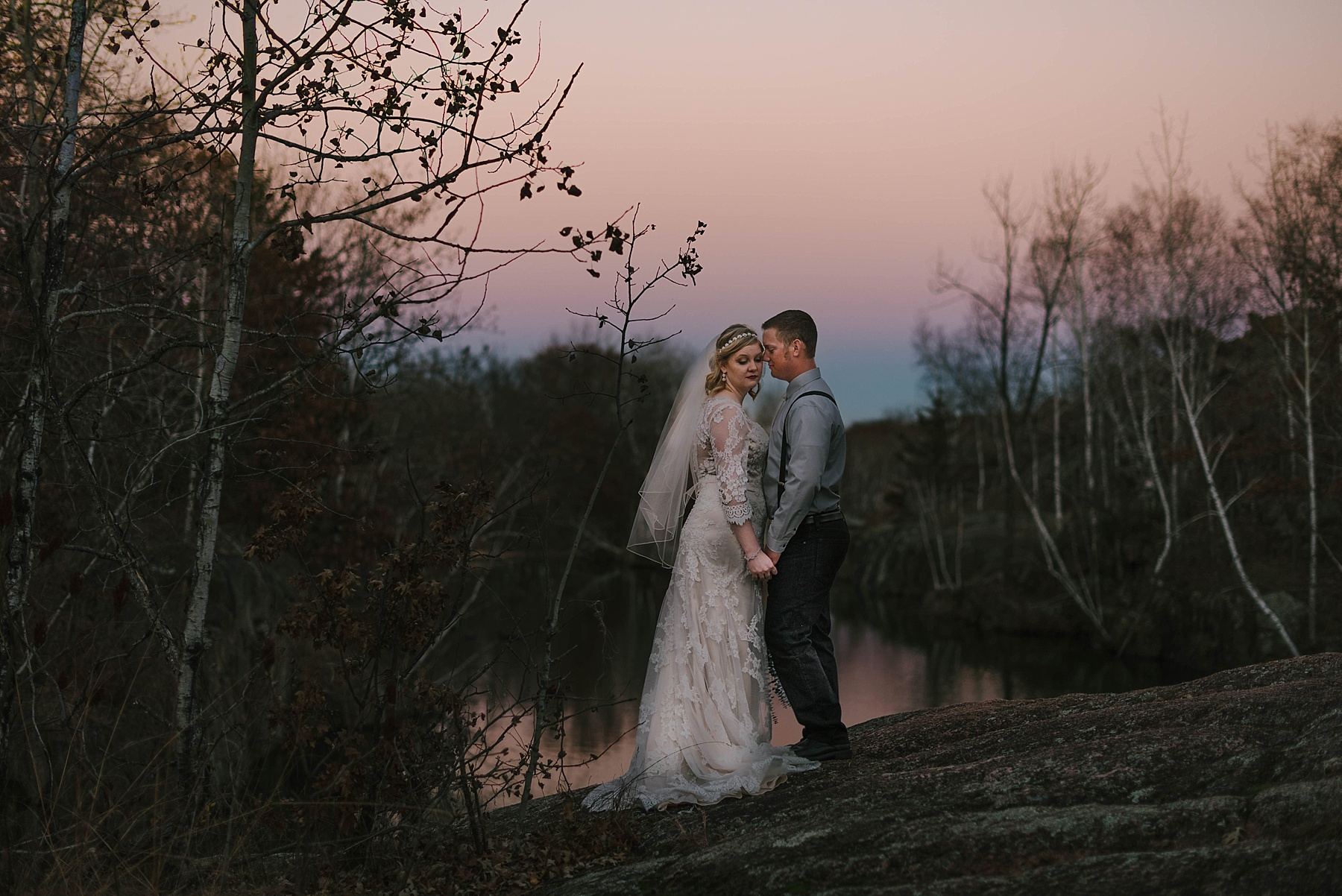 quarries st. cloud wedding