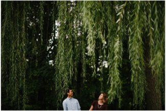 maple grove mn summer engagement