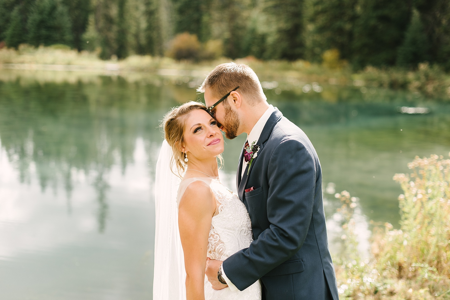 spearfish canyon fall wedding